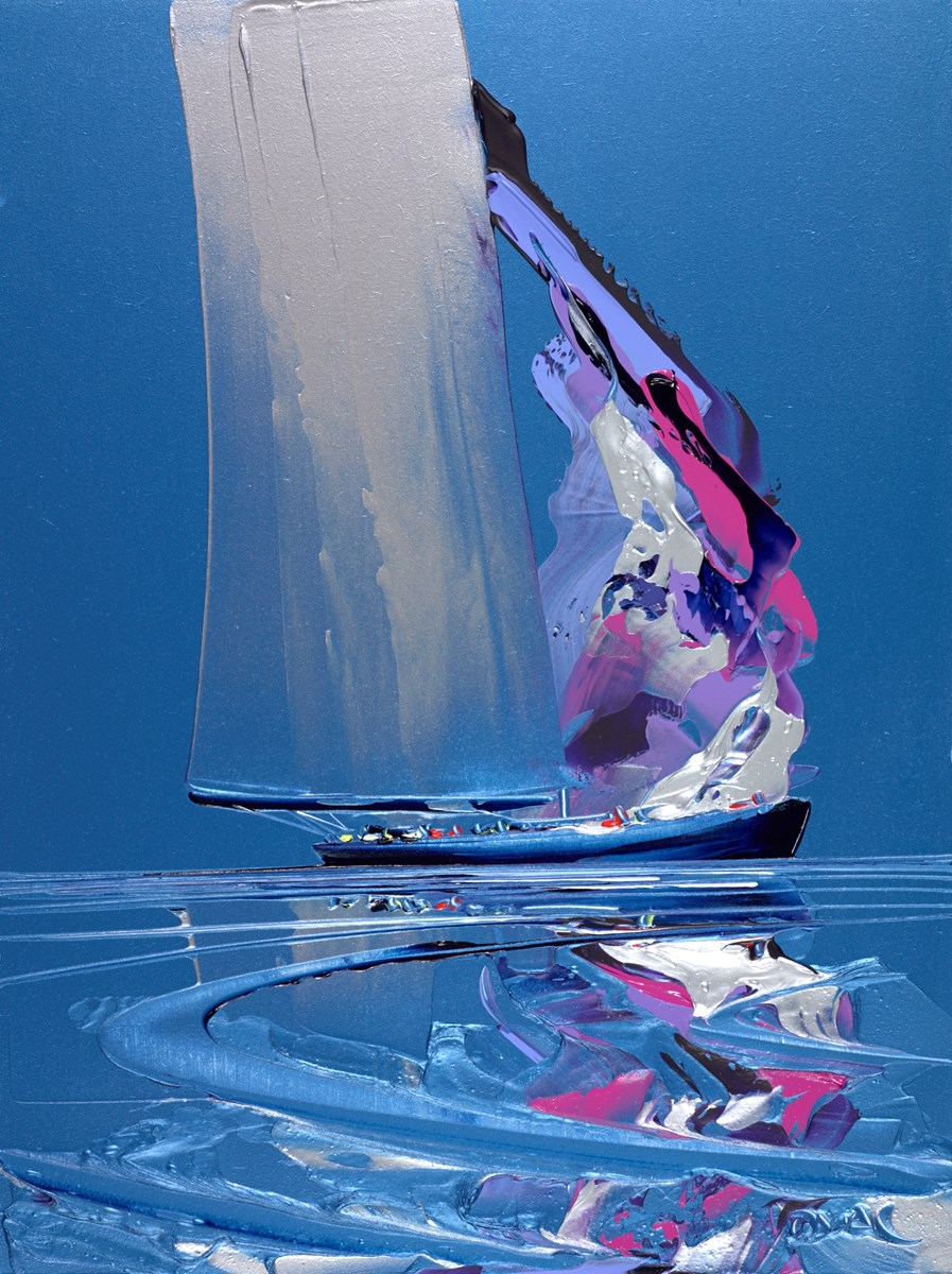 Spinnaker and Sail